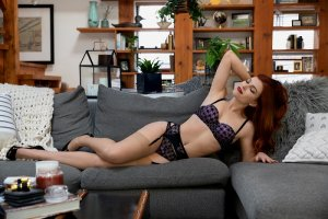Breanne escort girl in Pittsfield Massachusetts