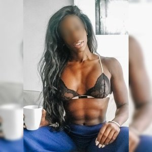 Guylhaine escort girl in Bartow